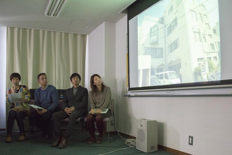 第1部 福祉の現場、あれこれ 大阪府内の4つの福祉施設の活動のプレゼンテーション
